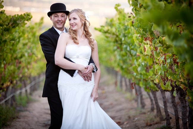 Gareth & Andrea - Asara Wine Estate - Weddings