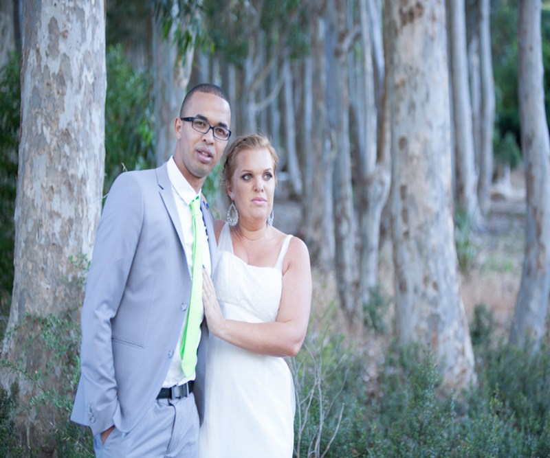 Donovan & Terri  - Silvermist Wine Estate - Weddings