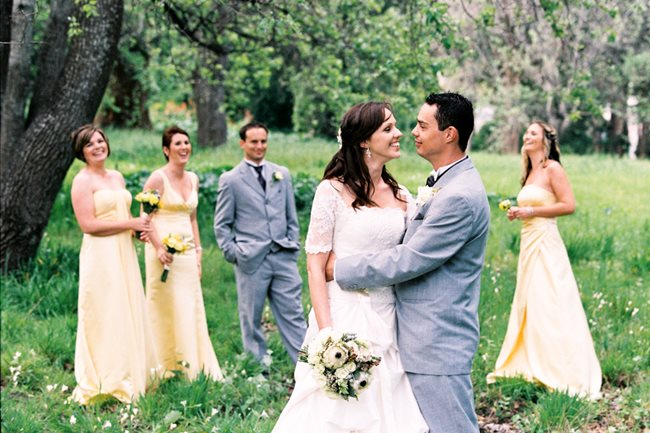 Carlo & Deidre - Kirstenbosch - Weddings