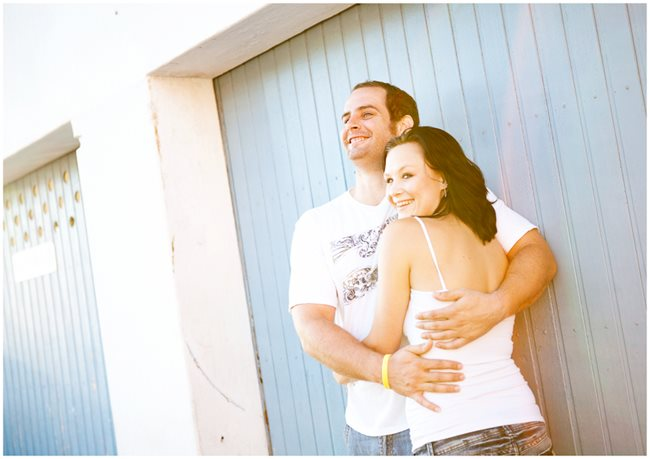 Heath & Juanita - Kalk Bay - Portraits