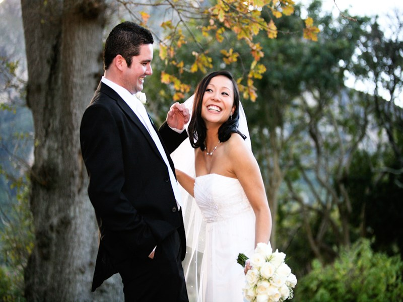 Nick & Christine - Kirstenbosch - Weddings