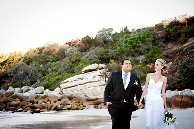 Darren & Megan - Simon's Town - Weddings