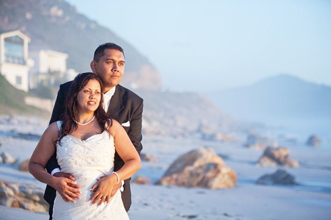 Hilton & Deidre - Misty Cliffs - Weddings